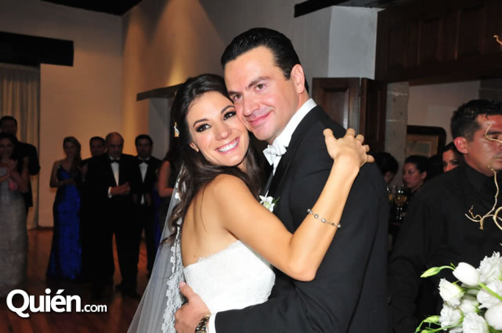 Marcela García,Mauricio Vega