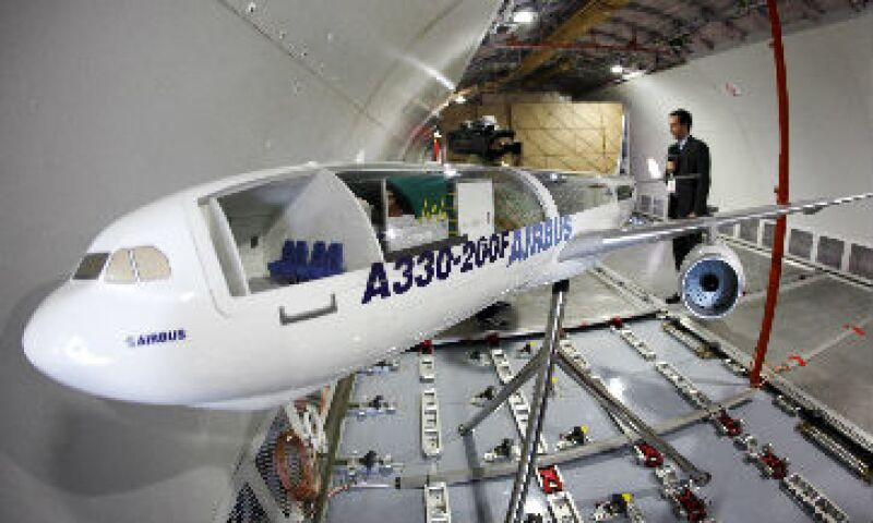 modelo avi�n Airbus