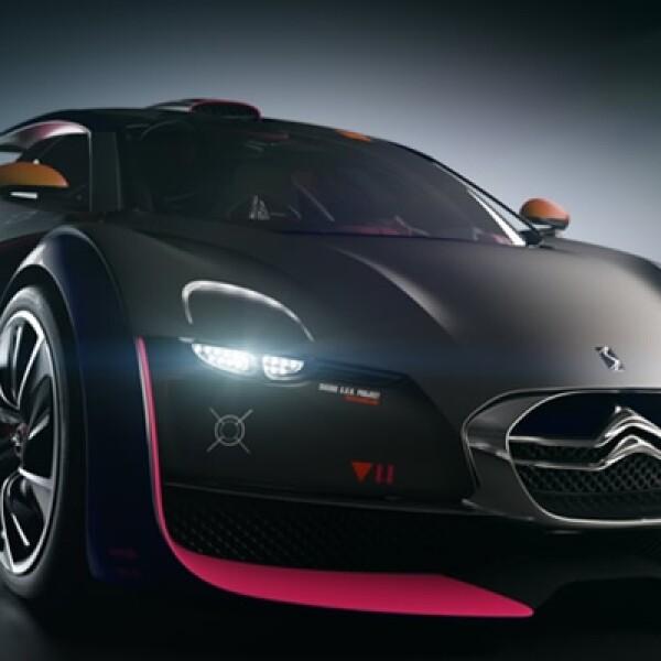 Uno de los coches que más ha llamado la atención en la Salón de Ginebra 2010 ha sido el nuevo auto concepto de Citroen conocido como el Survolt Concept.