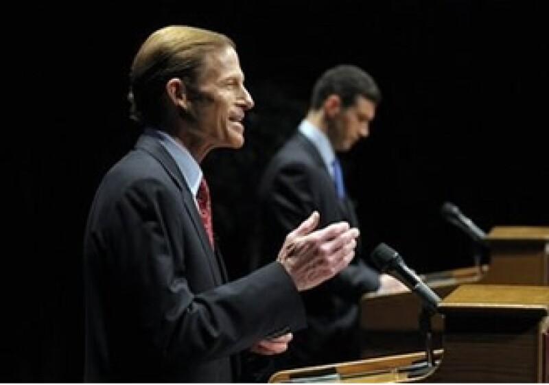 Richard Blumenthal, procurador general de Connecticut, dijo que las agencias violaron la confianza pública. (Foto: AP)