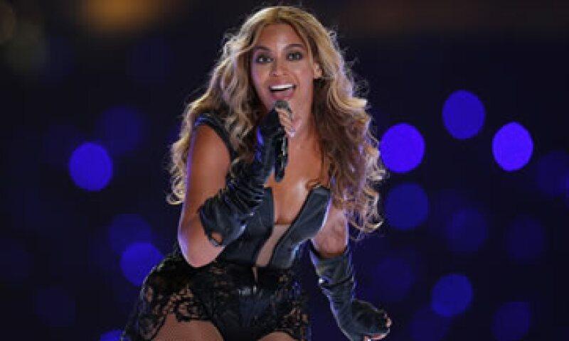 Beyonce pasó del cuarto lugar en 2013 a la cúspide. (Foto: Reuters )