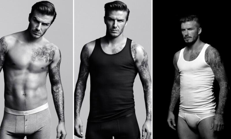 El futbolista es la nueva imagen de la marca H&M para hombre. ¿Qué más podemos decir cuando las imágenes dicen más que mil palabras?