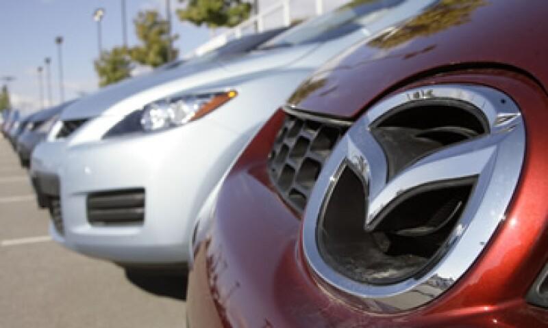 Mazda Motor de México rebasó las primeras 100,000 unidades vendidas a lo largo de su historia. (Foto: AP)