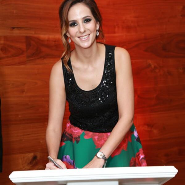 Carla Gutierrez de Lozano