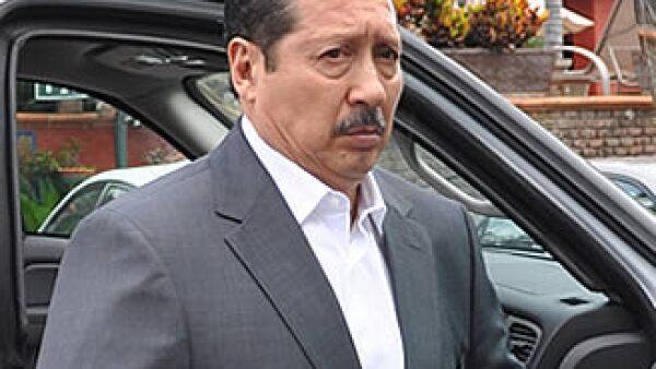 Leonel Godoy, exgobernador de Michoacán.