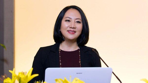 Huawei Meng Wanzhou arrestada
