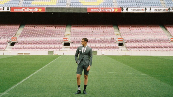 Conoce el nuevo traje corto que usaran los jugadores del Barcelona