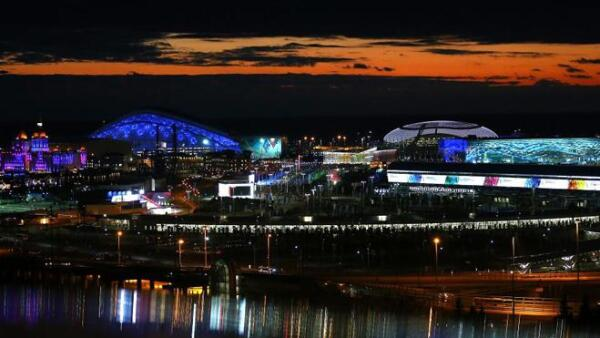 Estadios Juegos Olimpicos