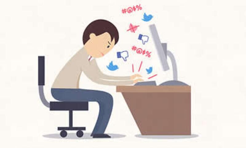 Los cambios en redes sociales han provocado el enojo de algunos usuarios. (Foto: Sofía Ordonez/CNNMoney )