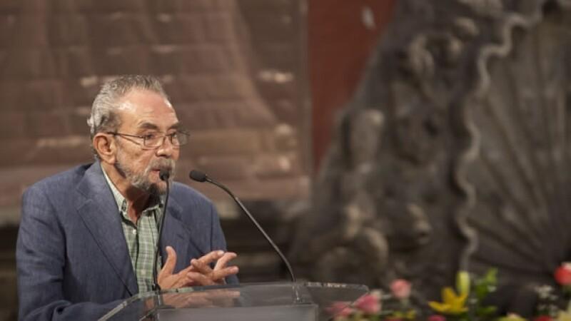 El investigador y profesor Arnaldo Córdova falleció este lunes en la Ciudad de México