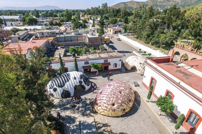 Museo Inflable Itinerante Tocando al Mismo Son