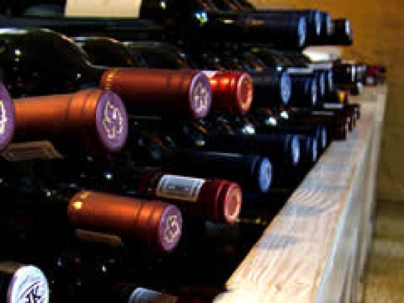 El consumo de vinos se a visto afectado por la crisis financiera mundial.  (Foto: Especial )