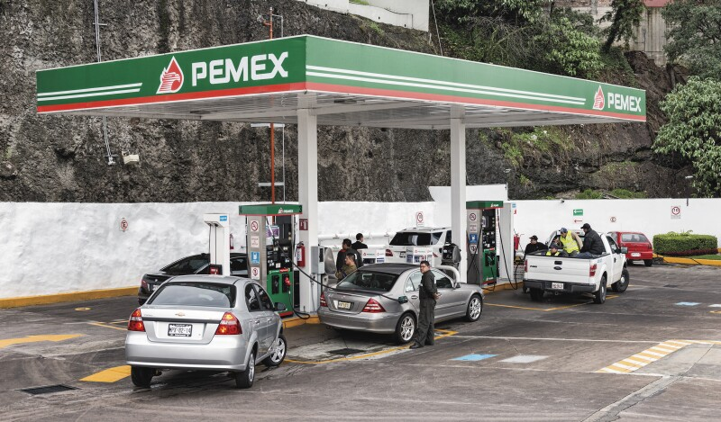 Hacienda se ha visto beneficiada de la recuperación del petróleo.