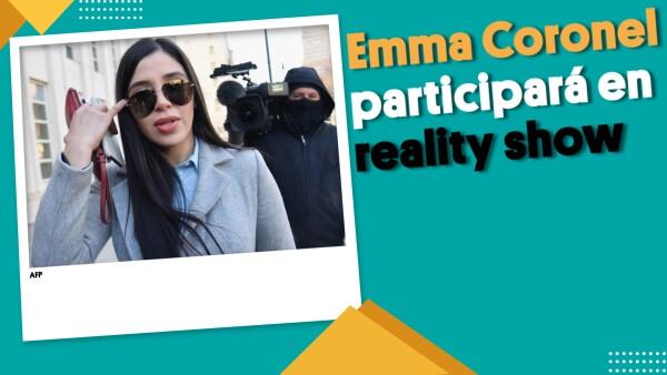 Emma Coronel participará en reality show | #EnSegundos