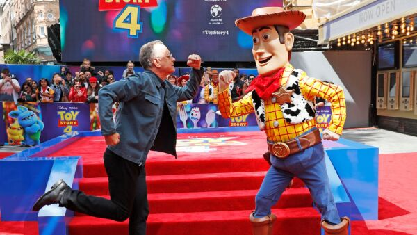"""Toy Story 4"" - European Premiere - VIP Arrivals"