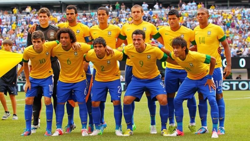Brasil futbol Neymar