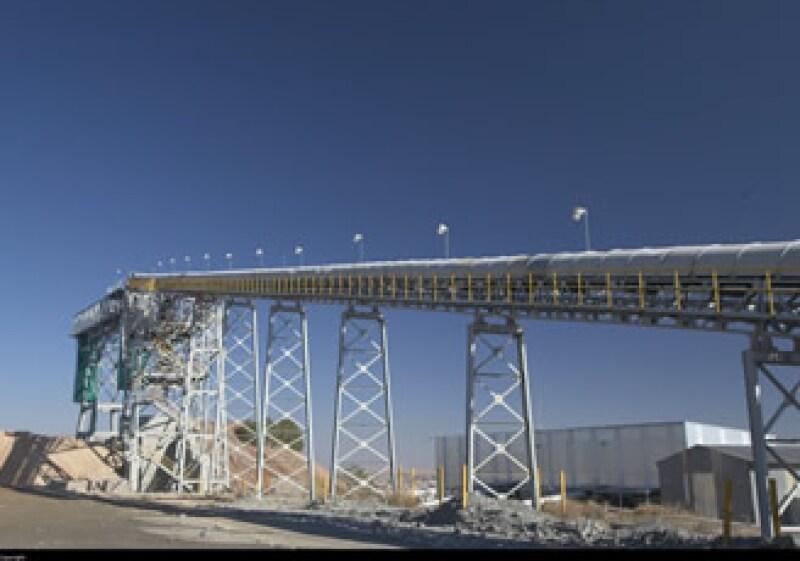 La minera podría registrar menores ingresos (Foto: Cortesía Peñoles)