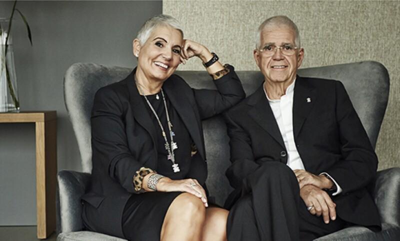 Rosa Oriol y Salvador Tous, padres de Rosa Tous, crearon un nuevo lenguaje en la firma, creando piezas con gran creatividad y sofisticación.