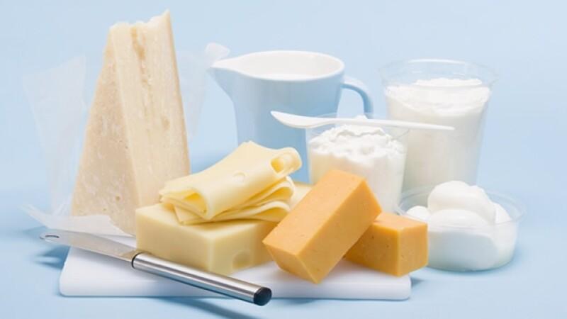 lacteos queso leche
