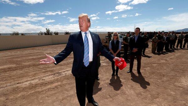 Donald Trump Candidatura