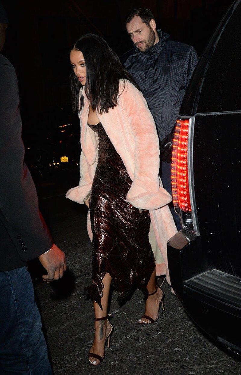 Los rumores sobre su posible relación resurgen después de que ambos fueron vistos de fiesta juntos en Nueva York.