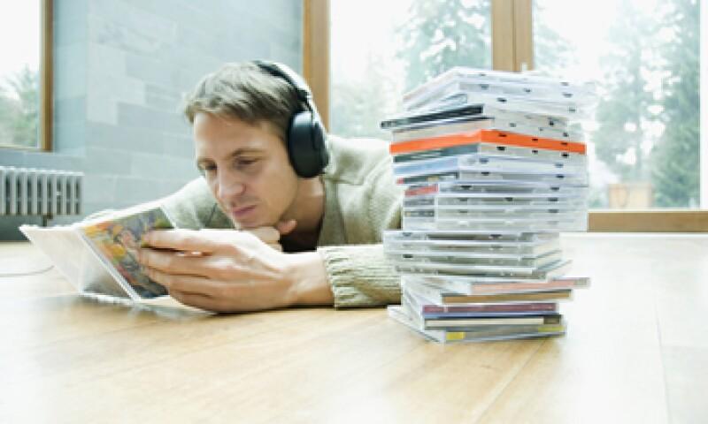 El leve incremento a 16,500 millones de dólares trae alivio a las discográficas. (Foto: Getty Images)