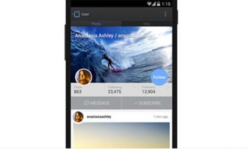 Mobli espera que las celebridades usen la app y cobren a los usuarios por ver actuaciones en directo. (Foto: tomada de cnnmexico)