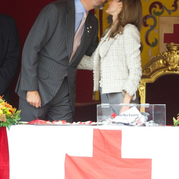 Felipe y Letizia de Asturias