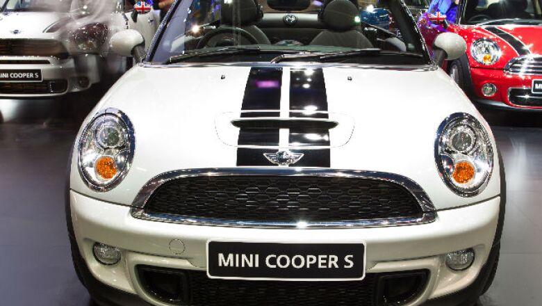 BMW Mini Cooper 2