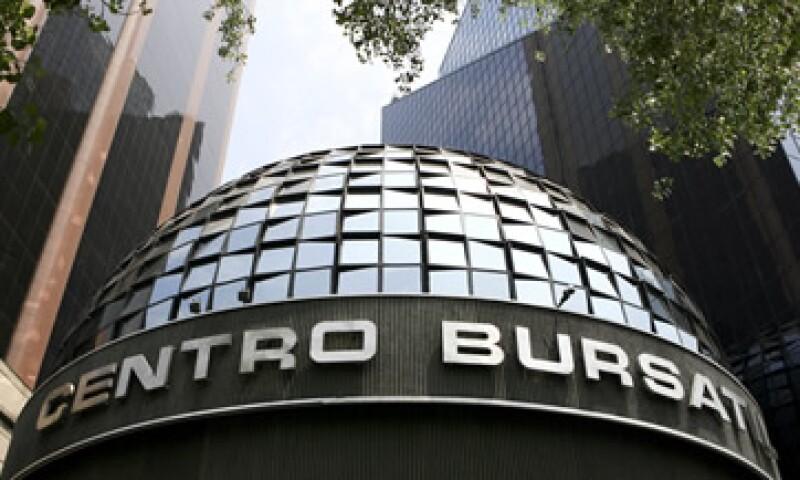 La Bolsa mexicana registró un récord de 11 colocaciones el año pasado.  (Foto: Archivo)