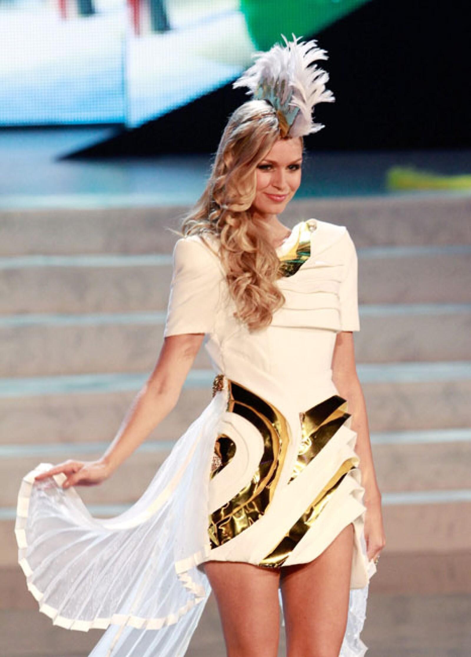 Miss Australia, Renae Aryis