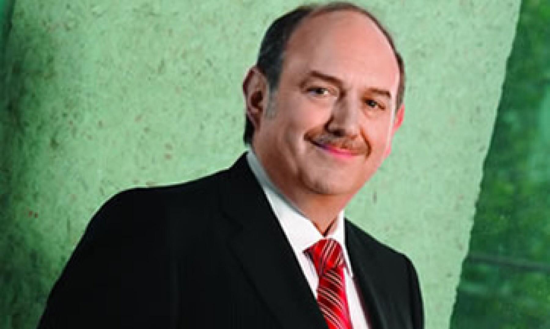 El presidente de la embotelladora Arca ha escalado un total de 17 posiciones en el ranking Los 100 Empresarios más Importantes de México de la revista Expansión, de 2009 a 2011. (Foto: Revista Expansión)