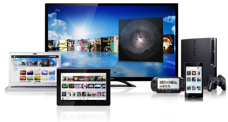 Los usuarios podrán utilizar el servicio en dispositivos que no sean de la marca Sony. (Foto: Cortesía Sony)