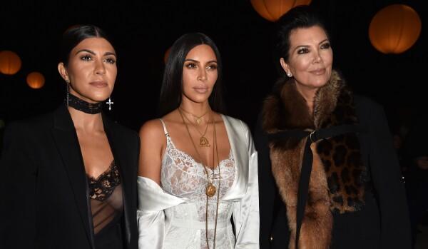 Kim Kardahian en Paris Fashion Week