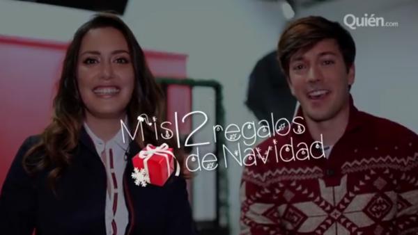 Un viaje a India o una cena con Ariana Grande. Descubre cuáles son los deseos de navidad de Roger González y Carla Medina.