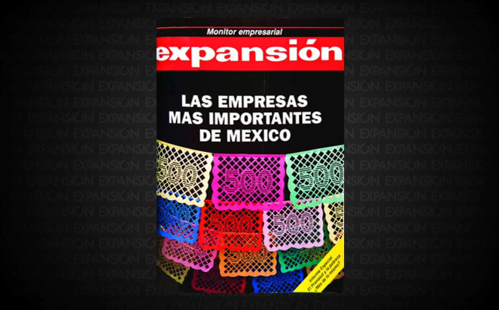 Nacieron el Fobaproa y el IFE. El Estado privatizó Telmex, pasando a manos del empresario Carlos Slim.