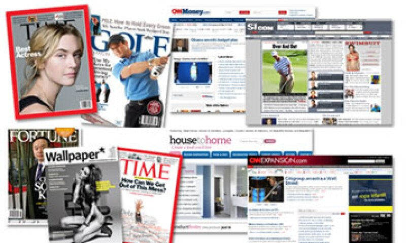 El año pasado, los ingresos de Time Inc representaron algo menos de 12% de las ventas totales de Time Warner. (Foto: Tomado de timeinc.com)