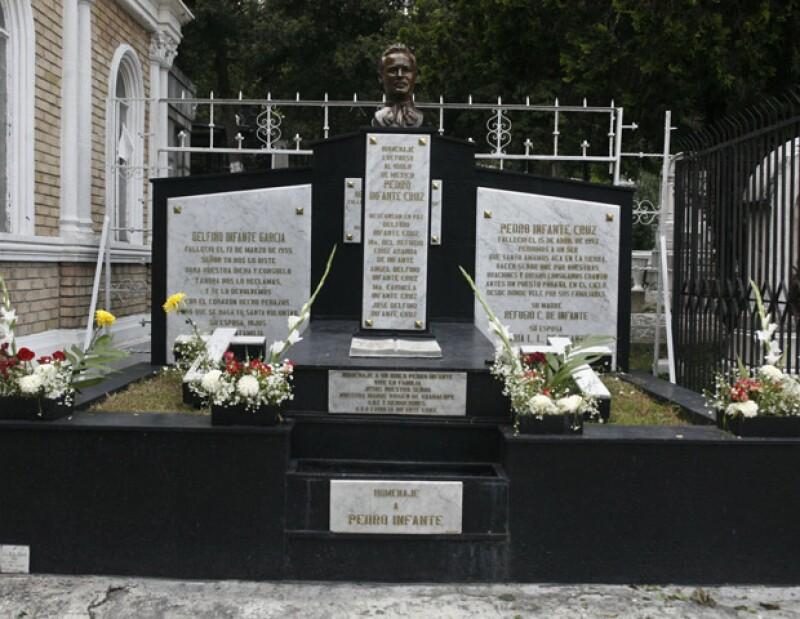 """A 55 años de su muerte, su hijo, Armando Infante """"El Torito"""", cantará en su homenaje."""