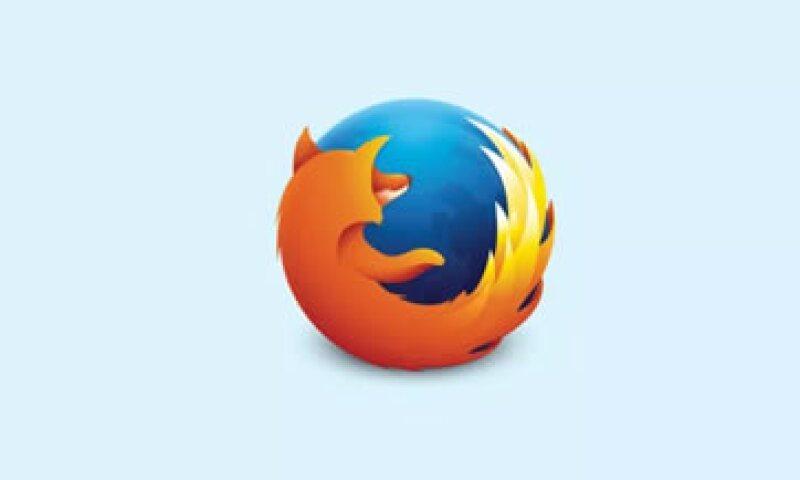 Firefox es el segundo navegador más usado en el mundo. (Foto: Cortesía)