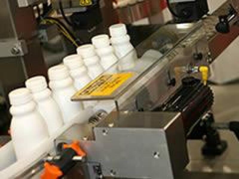 La industria farmac�utica est� optando por empaques inteligentes que indiquen fecha de caducidad o cambios en la composici�n de los medicamentos. (Expo Pack)