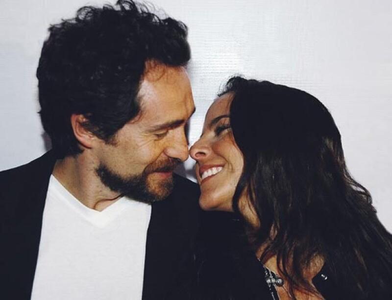 Kate y Demián hasta la fecha tienen una relación muy cordial, y es que antes de ser novios fueron muy amigos.