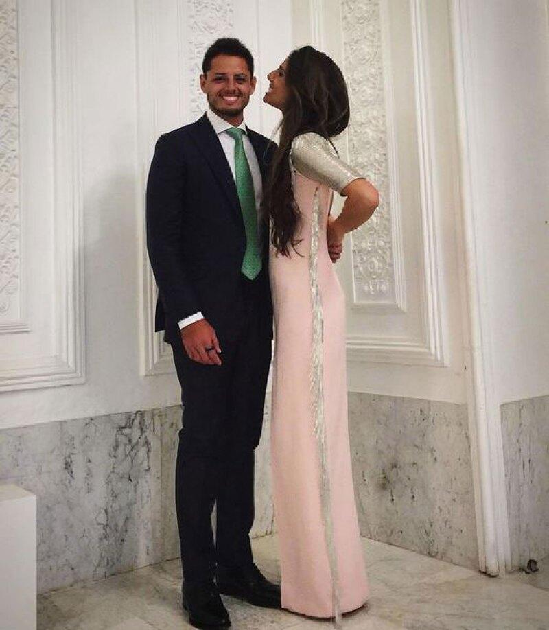 ¿Será que la pareja ya piensa en boda?