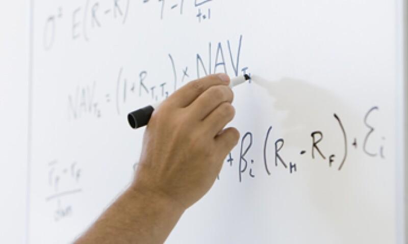 Larry Page y Sergey Brin solo consiguieron probar al mundo que aún recuerdan las lecciones escolares de matemáticas. (Foto: Photos to go)