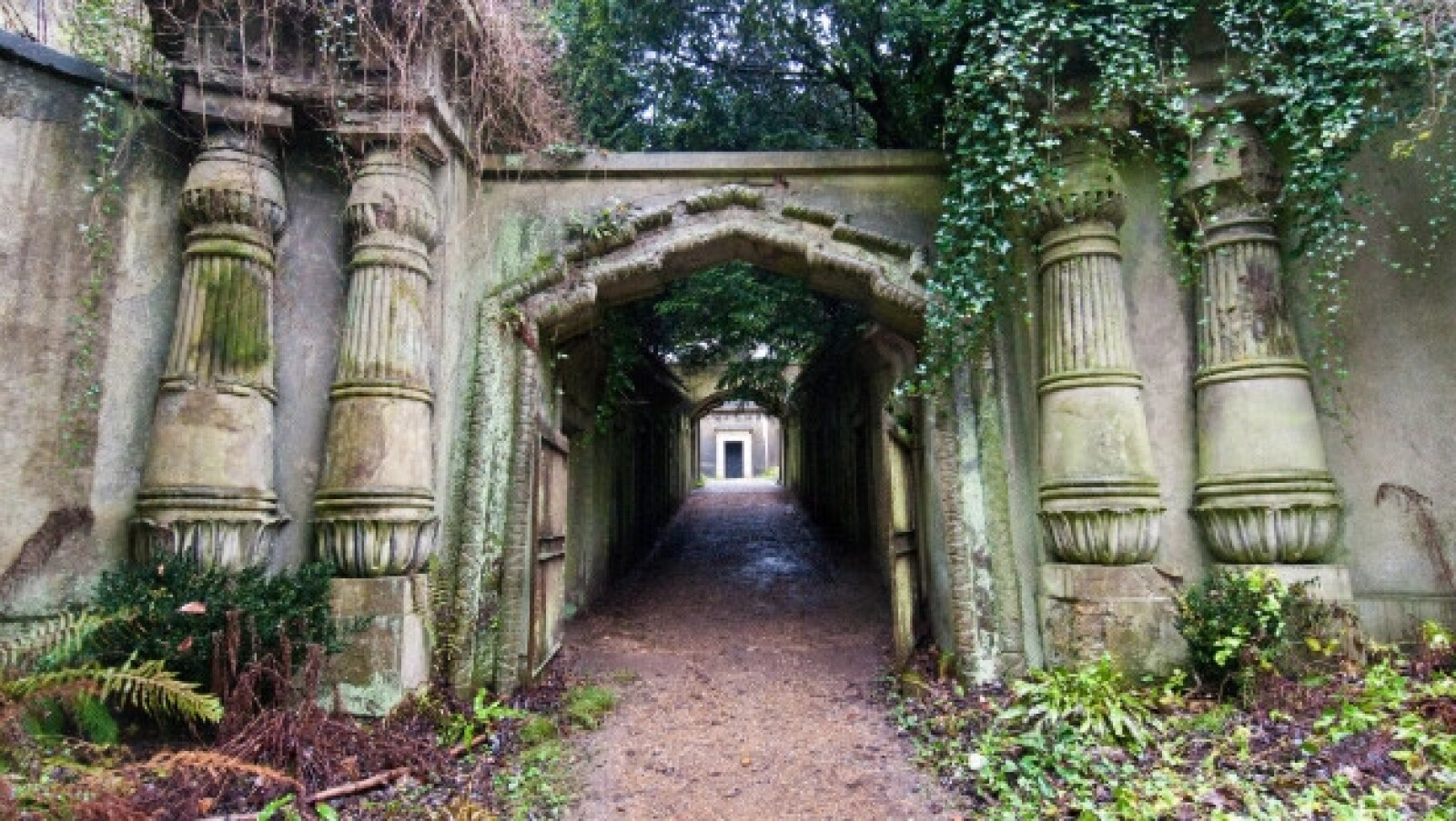 Highgate Cemetery, Londres