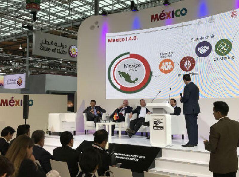 Hannover 2018 presentaci�n de M�xico