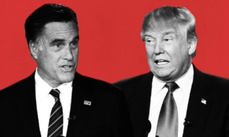 Amigos en 2012, enemigos cuatro años después (Foto: Getty Images)