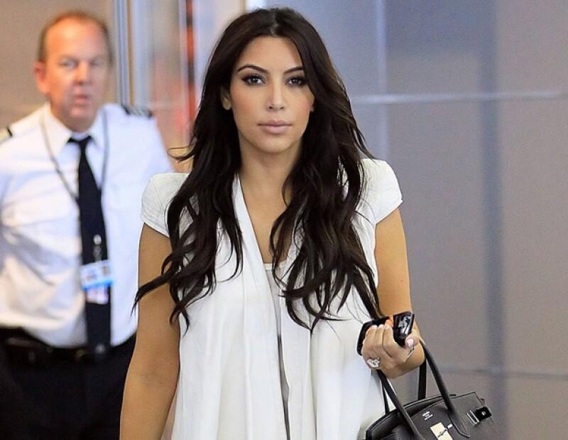 Kim Kardashian es una de las socialités más famosas del mundo y con su boda acaparó los reflectores a nivel mundial.