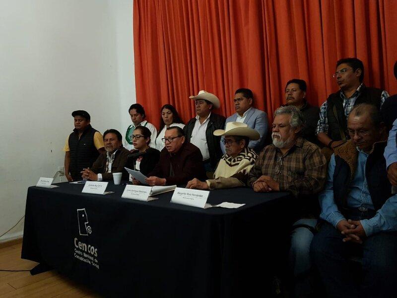 Red Pueblos indígenas