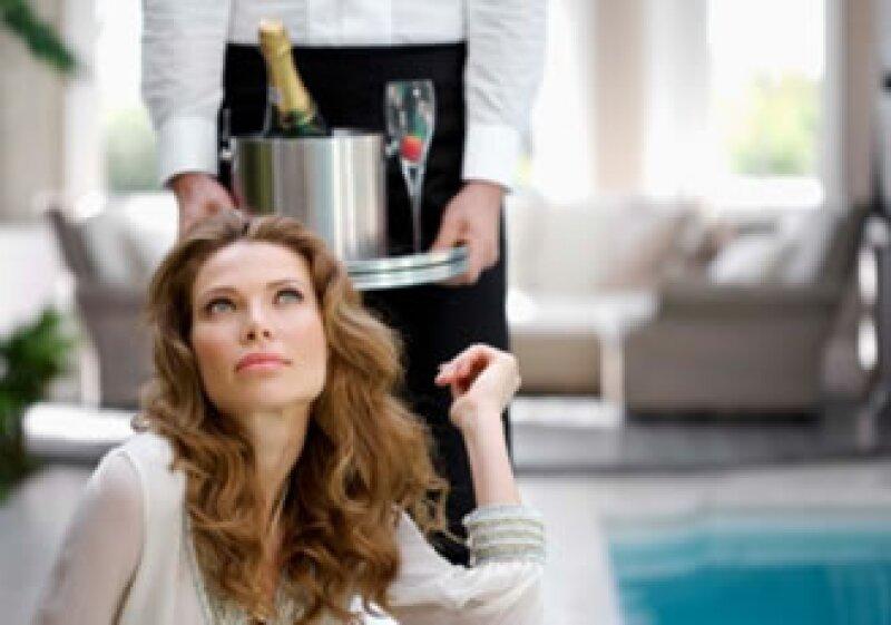 El volumen de exportación de champaña cayó 22%. (Foto: Jupiter Images)