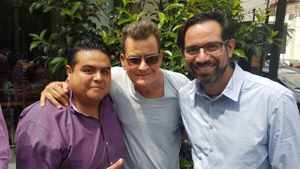El actor está en la Ciudad de México, donde, además de complacer a fans, comió tacos. Tras recorrer Polanco, reveló su interés de vivir aquí.